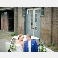 Bruidsfotografie Iris en Jaap - 't Rechthuys in Westzaan